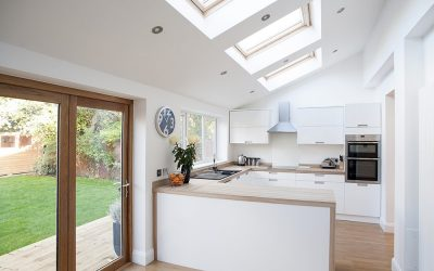 Kitchen extension designs – what to bear in mind